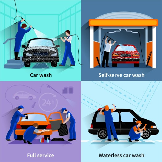Car Wash On Demand App