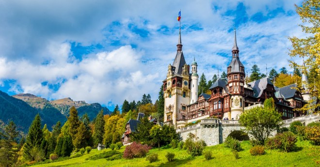 city break sinaia cazare munte
