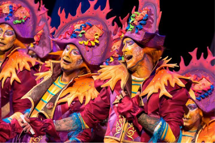Los Mejores Carnavales Del Mundo Esl Idiomas En El Extranjero - Carnavales-del-mundo