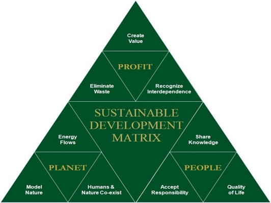 2_Sustainable Development Matrix