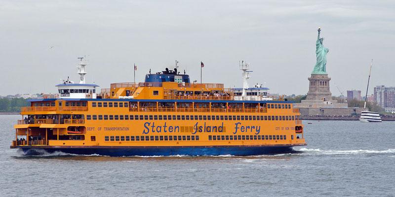 Staten-Island-Ferry