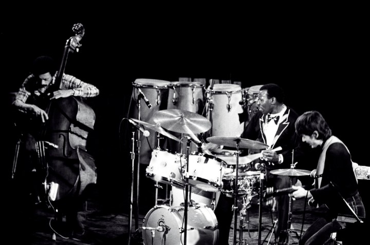 Elvin Jones Trio - David Williams Elvin Jones Ryo Kawasaki