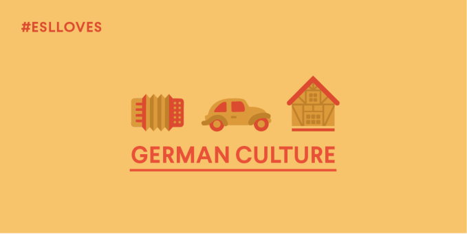 ESLloves German Culture