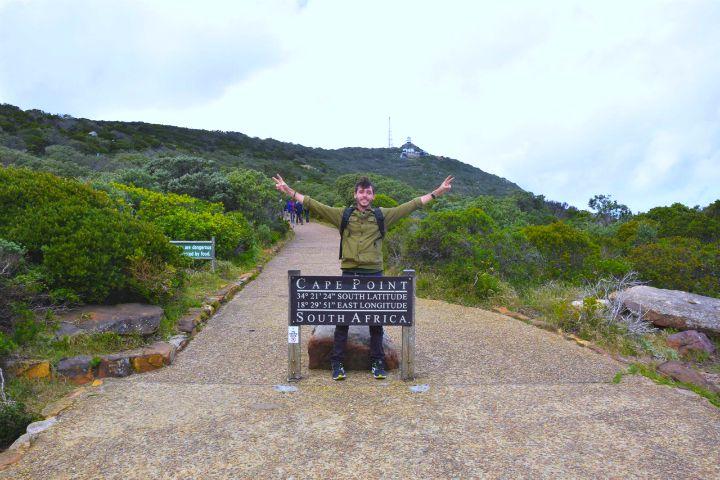 Cape Town travel blogger