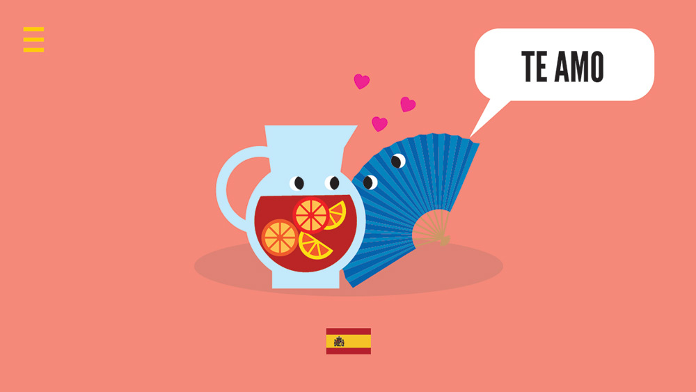 """How to say """"I love you"""" in different languages - ESL"""