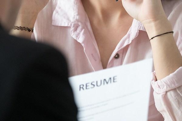 interview resume