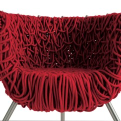 Campana Brothers Favela Chair Steel Hanging Espasso  There Is Always Something