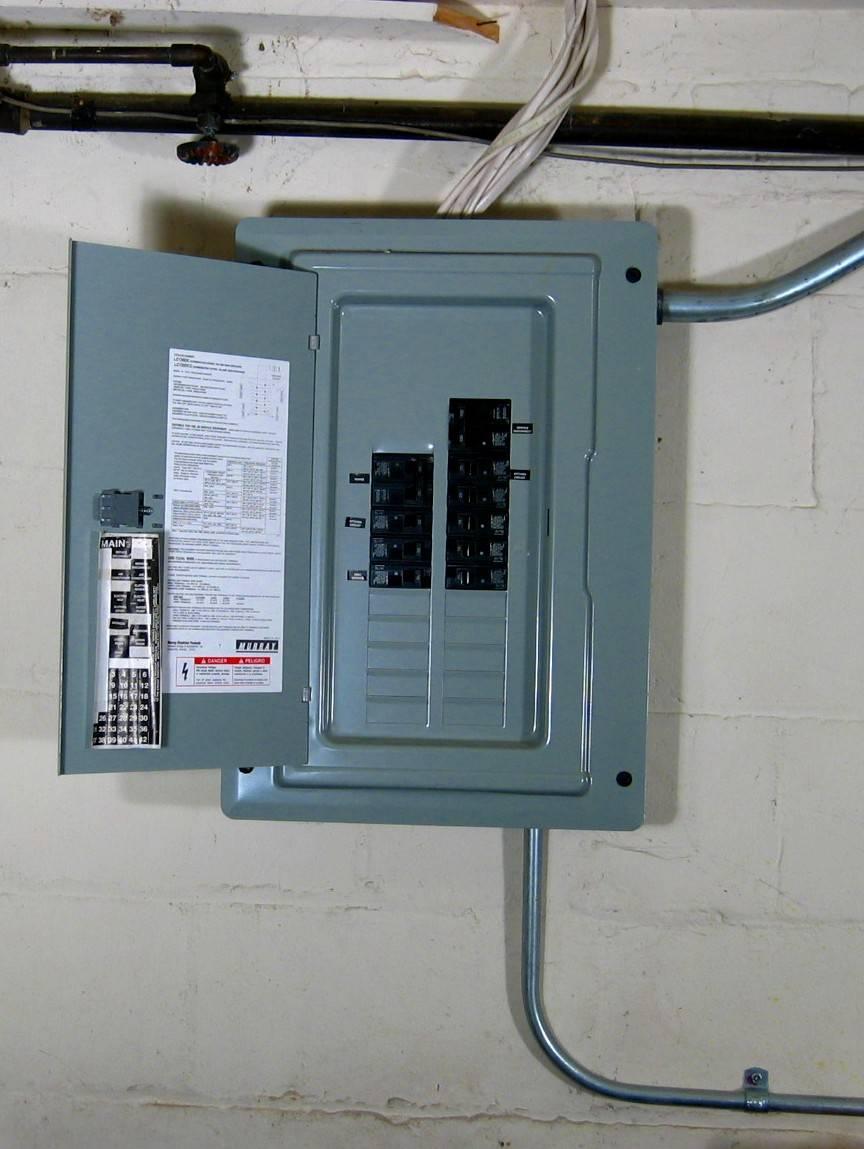 100 Amp Meter With Breaker Box Wiring Diagram Falla Electrica Electricidad Y Un Poco Mas
