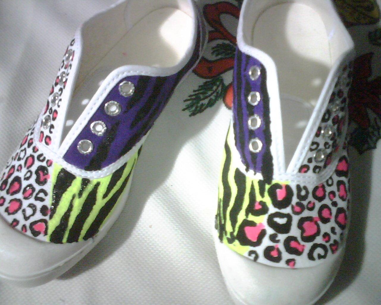 Pintura Para Zapatos Color Piel