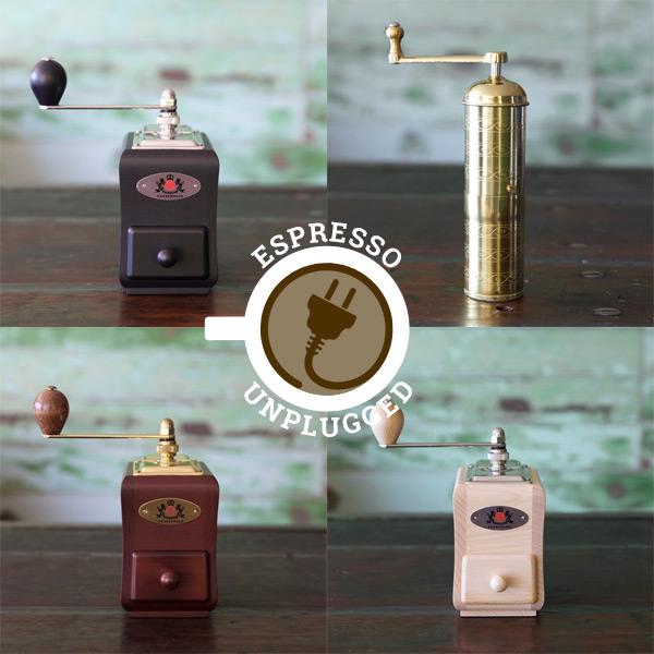 Zassenhaus coffee grinders