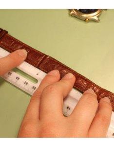 Finding the correct size watch band also leather length chart esslinger watchmaker supplies blog rh blogslinger