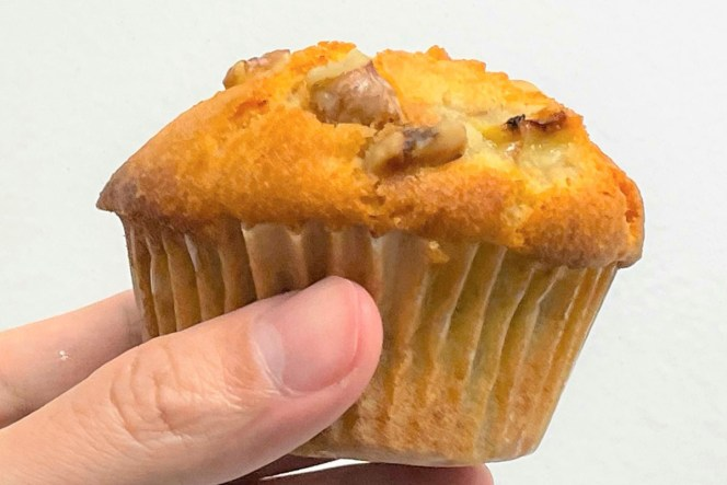 Oven Marvel Banana Walnut Muffin