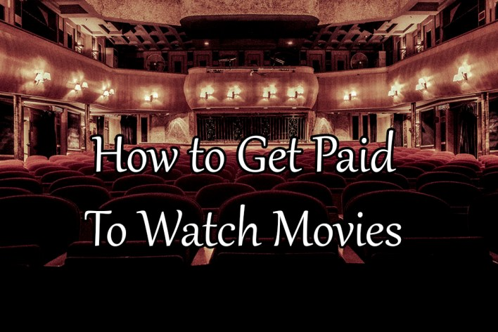 How To Get Paid By Watching Movies...The Crafty Working Mom #movies #paid