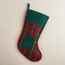 Ethan Holmes empty christmas stocking