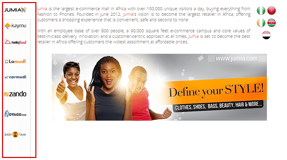 African Internet Holding Ventures