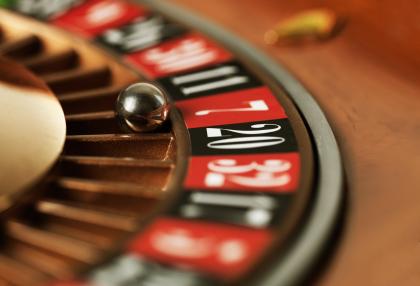Kulka w ruletce