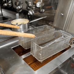 Commercial Kitchen Supply Wall Organizer Repairing Fryers Tundra Restaurant Deep Fryer
