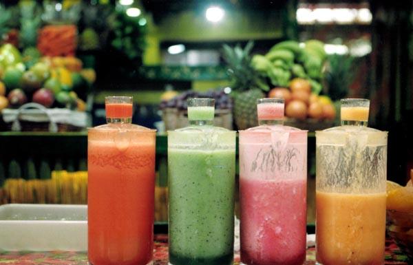 Barcelona stedentrip - 8 budgettips - Foodmarket Mercat de la Boqueria
