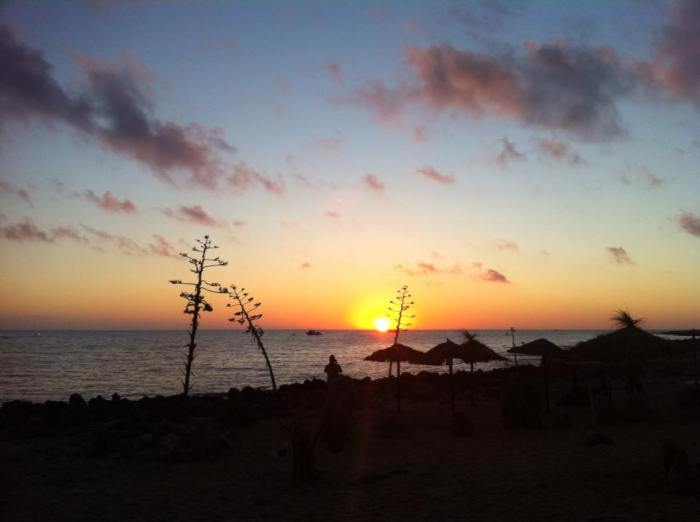Babymoon vakantie op Sicilie - Camping El Bahira - 2