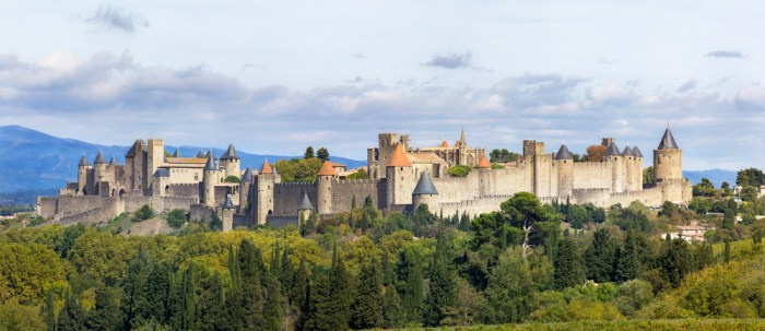 Carcassonne in Languedoc-Roussillon - Eurocamp campingvakanties
