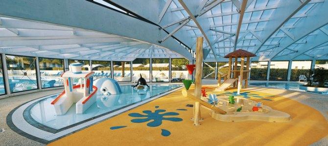 Nieuw zwembad? Campings met een gloednieuw waterpark!