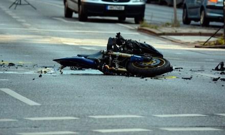 Como actuar en caso de sufrir un accidente con tu moto
