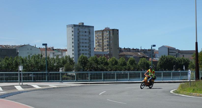 Correcaminos, el Vespino que devora carreteras a 40 km/h