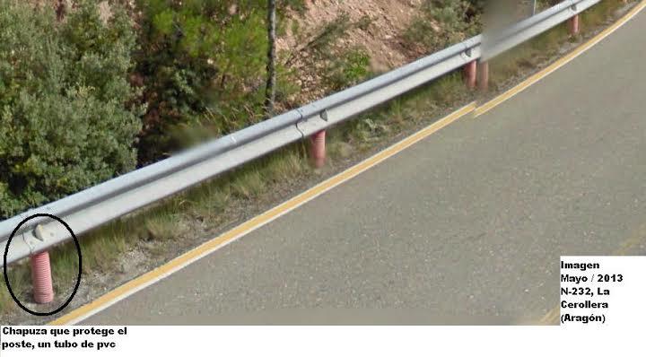 abandono seguridad vial