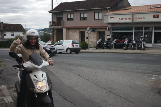 perder miedo moto