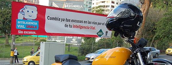 Campaña por la inteligencia vial.