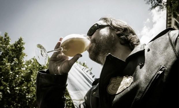 imagen de Sin Riders: en carretera, cerveza sin