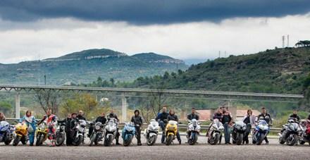 «Sólo los moteros entendemos la sensación de libertad sobre la moto»