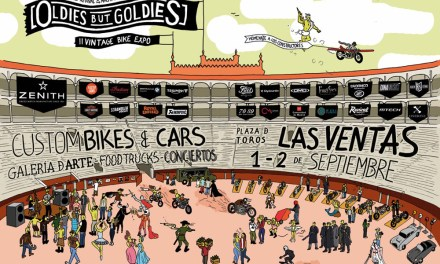 Oldies But Goldies 2017: cita para los amantes de las motos en Madrid