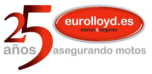 Logo Eurolloyd 25 Aniversario