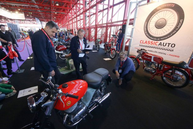 ClassicAuto Madrid tendrá lugar el próximo mes de febrero de 2018
