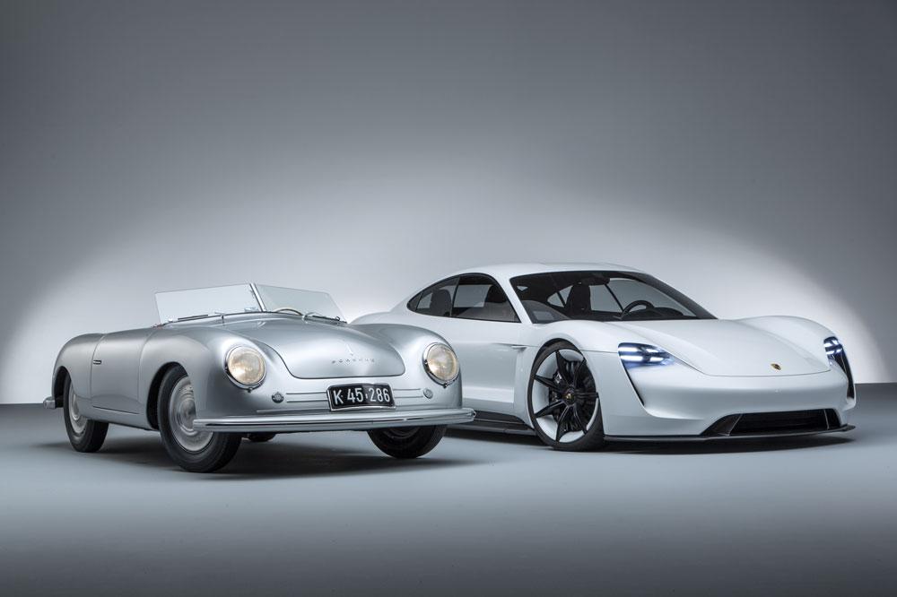 70 aniversario de Porsche