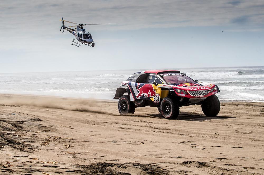Peugeot nos explica las 10 claves de su victoria en el Dakar 2018