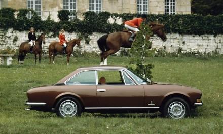 Medio siglo del Peugeot 504, un coche que forma parte del ADN de la marca