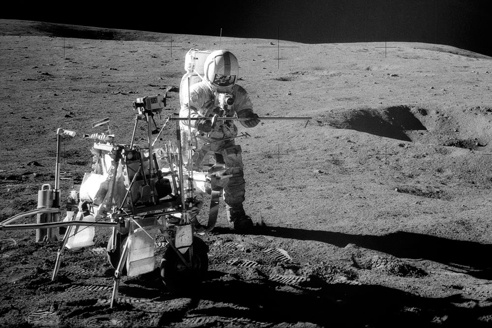Goodyear 50 aniversario llegada a la luna