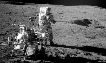 50 años después de pisar la Luna, Goodyear vuelve al espacio