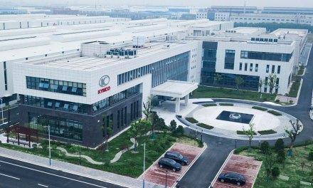KYMCO inaugura en China su nueva planta de producción