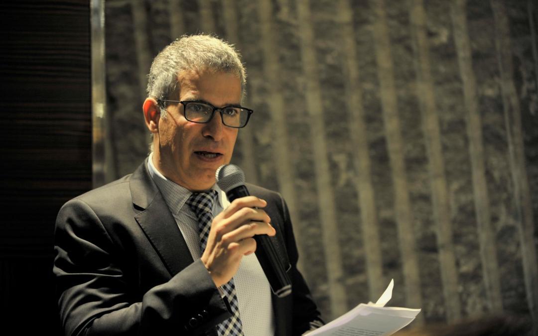 Raúl Palacios presidente de GANVAM