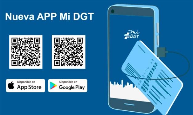 LLeva el carnet de conducir en tu móvil con la App mi DGT