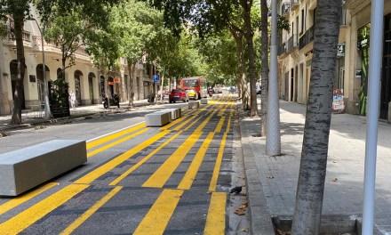 ANESDOR pide al Ayuntamiento de Barcelona que elimine los bloques de hormigón de las calzadas