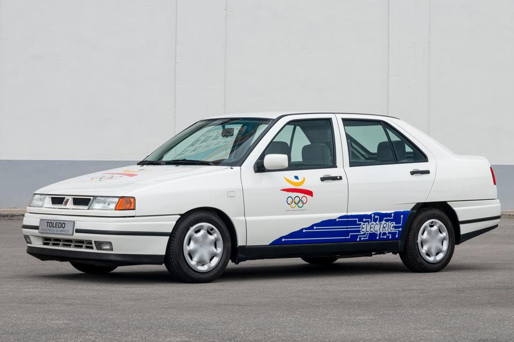 SEAT Toledo Eléctrico 1992