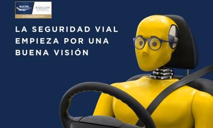 La campaña por la salud visual de los conductores de Essilor España gana los premios Ponle Freno 2020