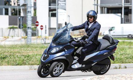 Bajan en octubre las matriculaciones de motos y vehículos ligeros