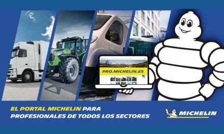 Michelin lanza un nuevo portal dedicado a los profesionales de cualquier actividad industrial