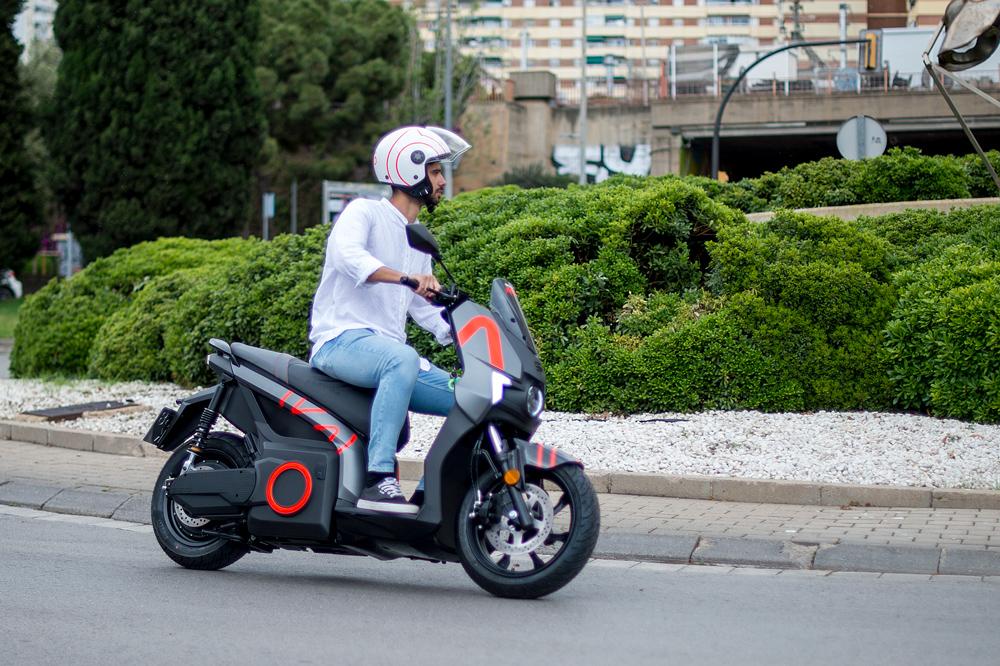 SEAT MÓ llega a L'Hospitalet de Llobregat