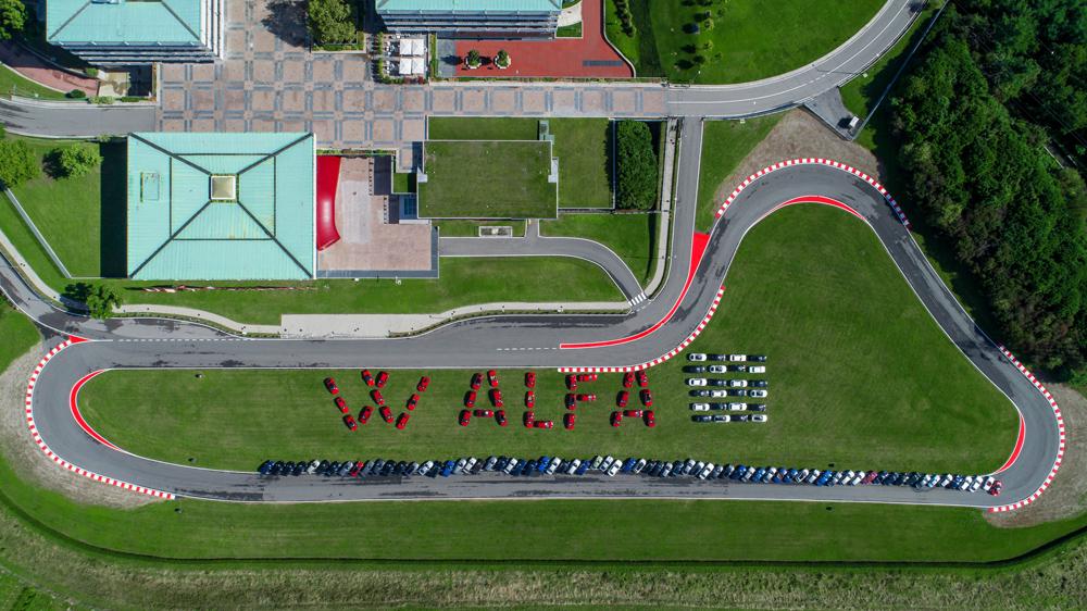 Aniversario 111 Alfa Romeo